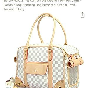AMAZON BETOP pet carrier, small
